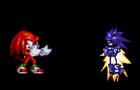 Timeline Battles 1: Knuckles vs Mecha Sonic
