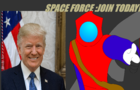 DRUMPF'S SPACE FORCE