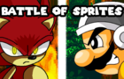 Battle of Sprites