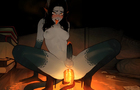 Dr. Lovingston (Futanari) - InCase's animated artwork