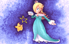 Rosalina - The Abandoned Cosmic Child || Game'n'Lit #1 || by RoosterMaind