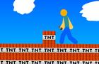 1 000 000 000 TNT!!! MInecraft Fan Animation