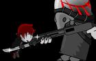 "Animation Prototype #01 ""Paranoia"""