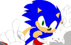 Sonic- Rough Animation