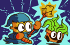 'Arcane Cereal Duel'