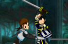 Sword Fight Creation process