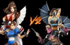 Mortal Kombat Cat Fight