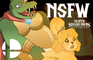 Camping and Smashing! [NSFW LOOP] Super Smash Bros Ultimate
