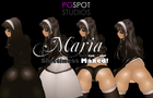 Maria - from nun to slut - level maxed