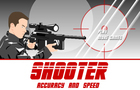 Shooter Accuracy and Speed HTML5