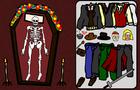 Skeleton Dress Up