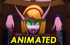 Blood Elf Interrogation(18+)