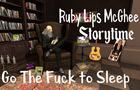 Ruby Lips McGhee reads: Go the Fuck to Sleep