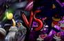 Dark Sonic vs Sonic.exe | Sprite Battle