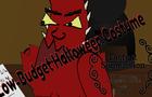 low-budget halloween costume