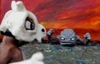 Pokemon Geodude vs Cubone