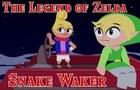 The Legend of Zelda Snake Waker