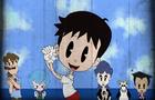 Evangelion 1930's Congratulations Shinji