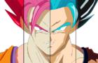 Dragon Ball Super in one scene of Dragon Ball Z | Animated Parody
