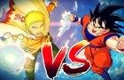 Hokage Naruto VS Goku