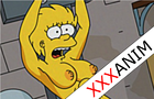 Adult Lisa Simpson and sex machine