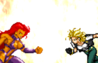 StarFire vs Android 18