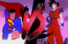 Superman vs Goku : Super Shorts Battle !