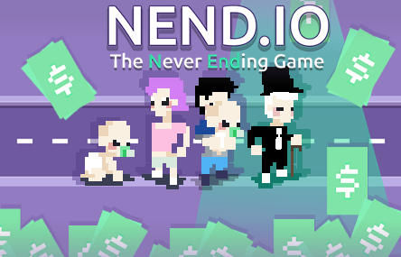 Nend io: The Online Real Life Simulator Game