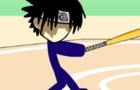 Sasuke Homerun test