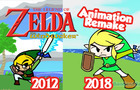 Wind Waker Animation Remake