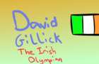 David Gillick-The Irish Olympian