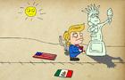 Trump build his wall | Rangoz