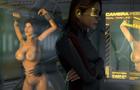 Damnation Lara Croft