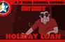 Tony Dodd's Holiday Loan!