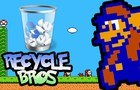 "Recycle Bros. - ""Super Mario Bros. 2"" animated parody"
