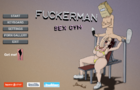 Fuckerman: SEX GYM
