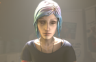Life Is Strange - Chloe gets HELLA high
