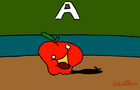 A is for Apple :D