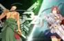 Roronao zoro VS Erza scarlet - (One piece VS Fairy tail) Animation