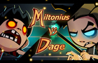 Playground Fight ( Miltonius / Nulgath vs Dage )