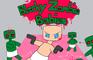 Blocky Zombie Babies