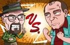 Walter White VS Tony Soprano - EPIC FIGHT!!!