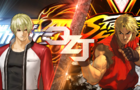 Rock howard VS Ken masters - (King of fighters VS Street fighters) Animation