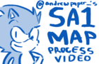 My Sonic Adventure MAP Shot Process