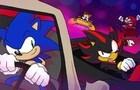 Team Sonic Racing GXP Drift - THE ANIMATION