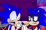 Modern Sonic Meets Boom Sonic in Sonic Forces