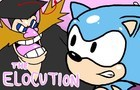 The Elocution of Classic Sonic