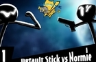 Massive Heros: Default Stick vs Normie- (Ep 1)