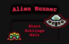 Alien Runner Game
