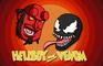 Hellboy and Venom